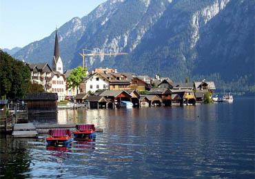 olcsó utak utazás Ausztria olcsó körutazás