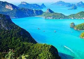 olcsó utak utazás Bangkok Koh Chang