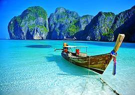 olcsó utak utazás Bangkok Phuket