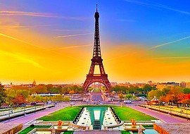 olcsó utak utazás Párizs