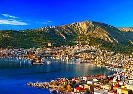 olcsó utak utazás Kalymnos-sziget