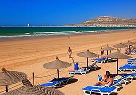 olcsó utak utazás Agadir