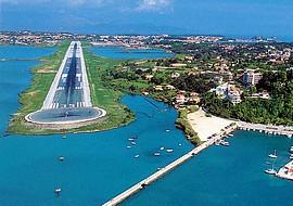 olcsó utak utazás Korfu