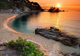 olcsó utak utazás Costa Brava