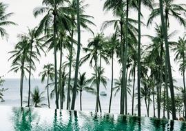 olcsó utak utazás Koh Samui