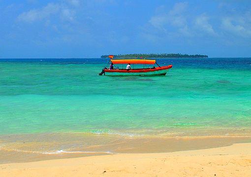 olcsó utak utazás Panama Playa Bonita